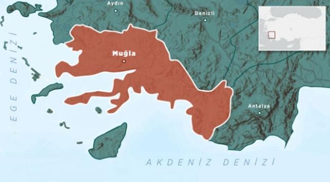 Akdenizde ardı ardına depremler