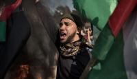 İsrail, Batı Şeria'daki gösterilere müdahale etti: 10 yaralı