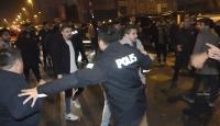 İstanbul'da taksicilerle turizm şoförleri kavga etti: 11 gözaltı