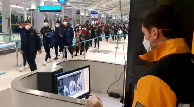 İstanbul Havalimanında termal kamera sayısı ikiye çıkarıldı