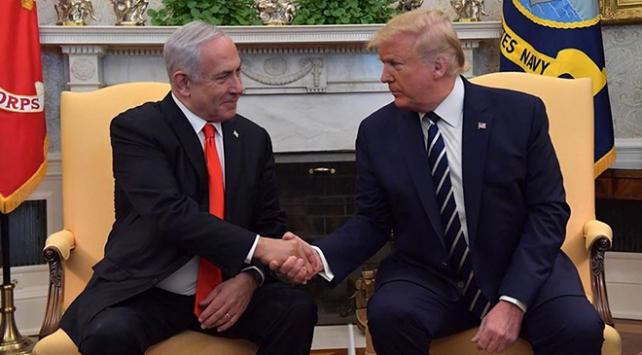 Trumpın sözde barış planına ABDli senatörlerden tepki