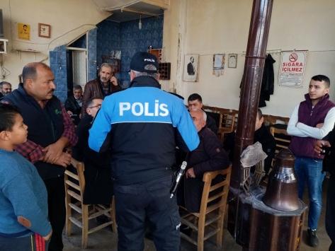 Nizipte emniyet, soba zehirlenmelerine karşı vatandaşları uyardı