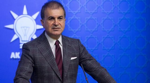 AK Parti Sözcüsü Çelik: ABDnin planının barışa hizmet etmesi mümkün değil