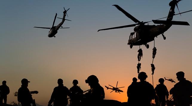 ABD Afganistana 2019da rekor sayıda bomba attı