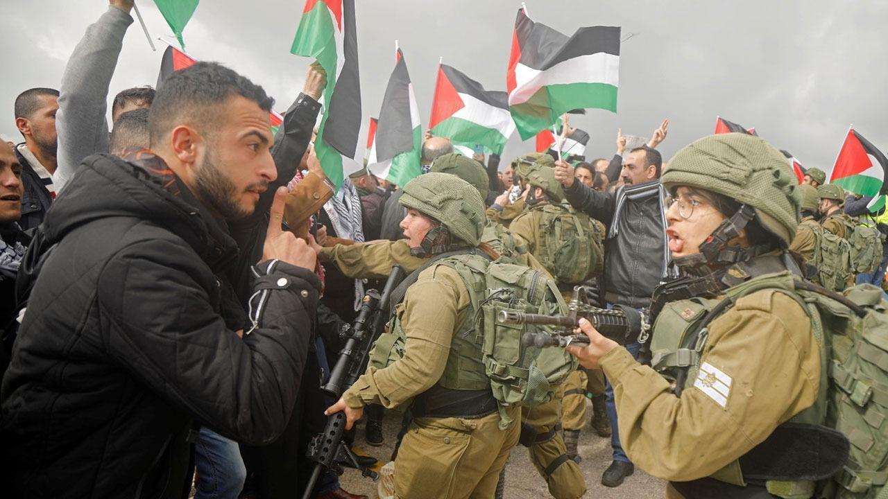 Filistin Trump'ın sözde barış planına tepkili