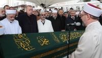 Cumhurbaşkanı Erdoğan Ahmet Vanlıoğlu'nun cenazesine katıldı