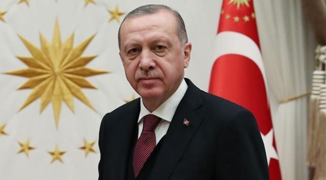 Cumhurbaşkanı Erdoğandan Olçok ailesine taziye ziyareti