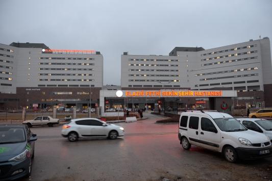 Elazığ Şehir Hastanesindeki deprem izolatörü sarsıntının etkisini azalttı