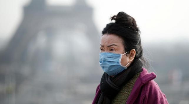 Fransada beşinci koronavirüs vakası