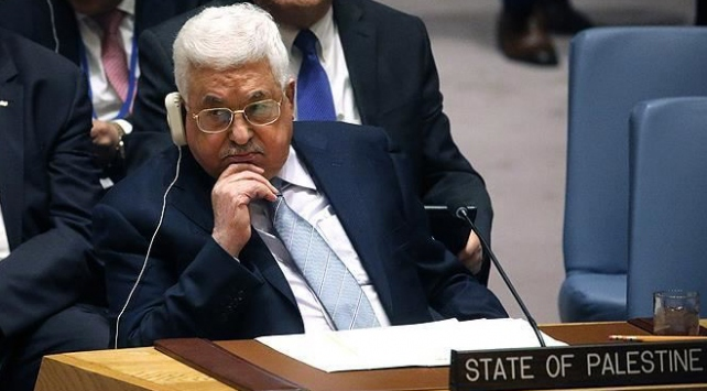 Filistin ABDnin sözde barış planına BMGKda karşı çıkacak