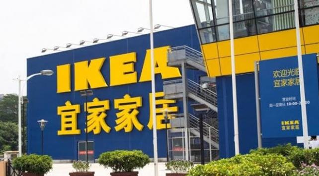 IKEA, Çindeki mağazalarını geçici süreyle kapatıyor