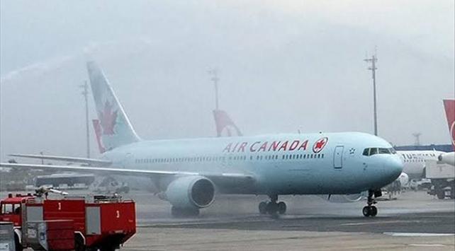 Air Canada, Pekin ve Şanghaya tüm uçuşlarını durdurdu