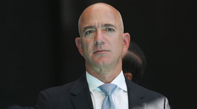 ABDde Bezosun telefonun hacklenmesine soruşturma talebi