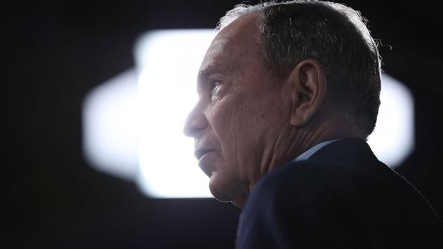 Bloomberg yarışa hızlı girdi