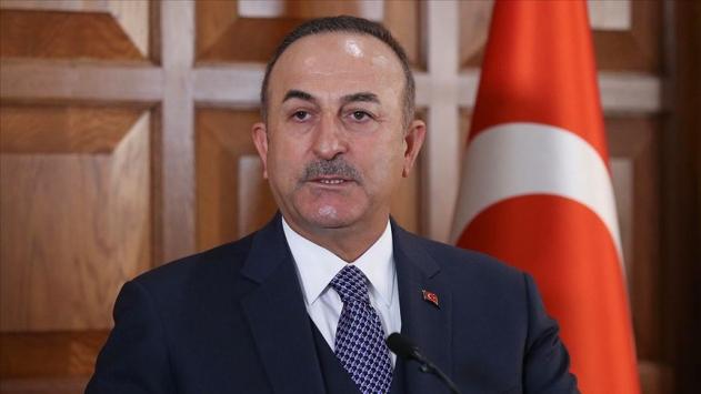 Bakan Çavuşoğlundan APde Yunan provokasyonuna sert tepki