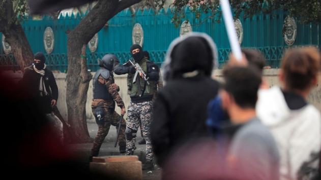 Irakta güvenlik güçlerine el bombası atıldı: 2 yaralı