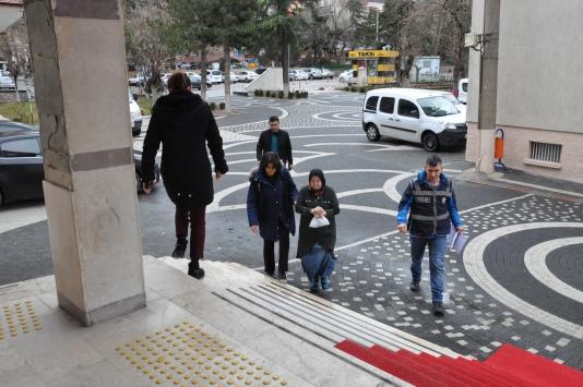 Akşehirde uyuşturucu operasyonu