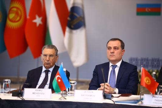 Uluslararası Türk Akademisi Bilim Kurulu Toplantısı Baküde yapıldı