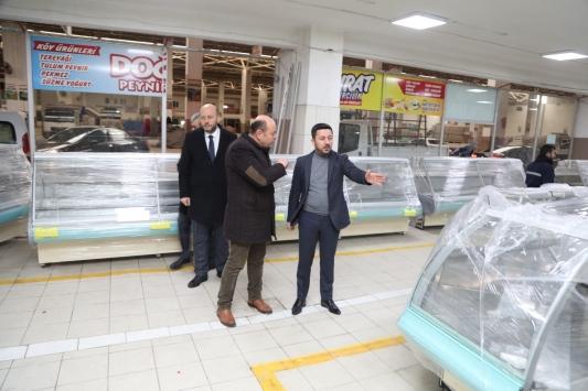 Nevşehir modern peynir pazarına kavuşuyor