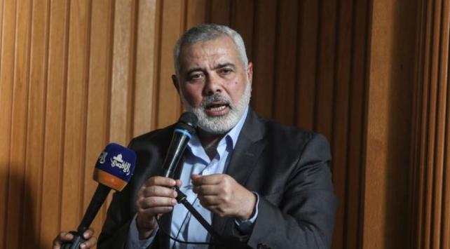 Hamastan Trumpın Filistini parçalama planına karşı İslam ülkelerine çağrı