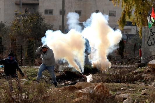 Batı Şeriada protestolar devam ediyor: 5 yaralı