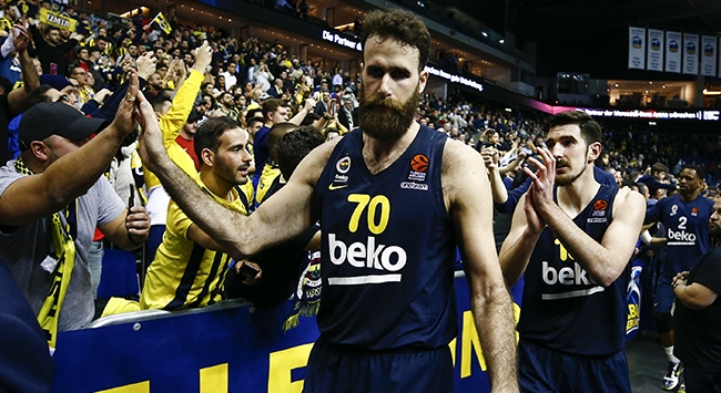 Fenerbahçe Beko Almanyada kazandı