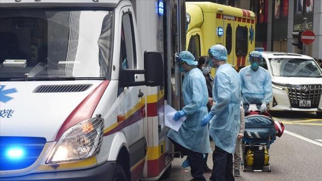 Çinde koronavirüs salgını nedeniyle can kaybı 213e yükseldi