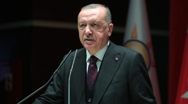 Cumhurbaşkanı Erdoğan: Filistin topraklarının ilhakı amaçlanıyor