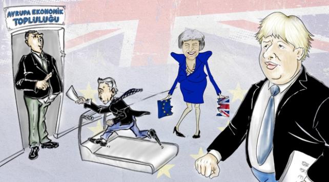 AB ile İngiltere arasındaki şiddetli geçimsizlik boşanmayla son buluyor