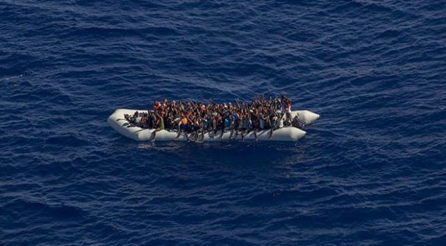 363 göçmen kendilerini kabul edecek bir ülke arıyor