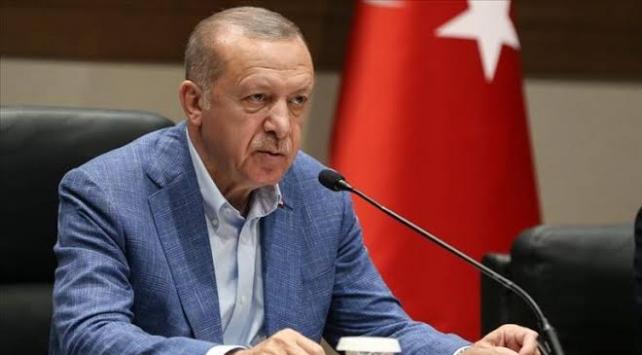Cumhurbaşkanı Erdoğan: Karşı taraftan 30-35 Suriyeli etkisiz hale getirildi