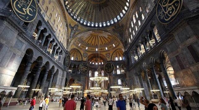 Müze ve ören yerlerini ziyaret edenlerin sayısı 35 milyonu aştı