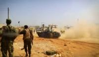 Hafter'in ocak ayındaki saldırılarında 4'ü çocuk 20 sivil hayatını kaybetti