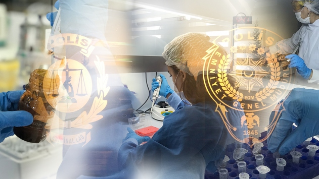 Bulgudan delile giden yol: Emniyet Kriminal