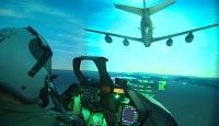 Türk pilotları en zor koşulları yerli simülatörde deneyimliyor