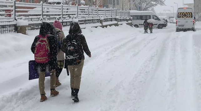 Eğitime kar engeli
