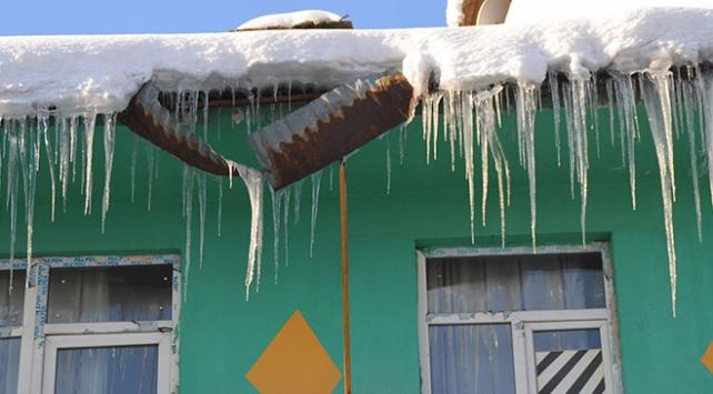 Meteorolojiden Doğuda buzlanma ve çığ uyarısı