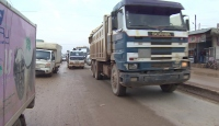 İdlib'den kaçan binlerce sivil göç yolunda