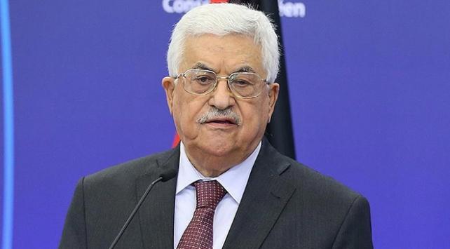 Abbas: Sözde barış planı, uluslararası hukuka ve politik temellere aykırı
