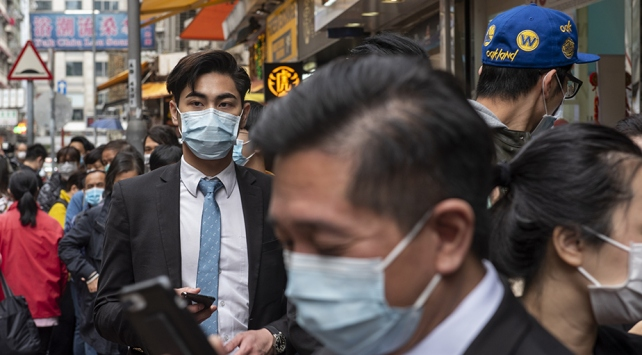 Çinde son 24 saatte 73 kişi daha koronavirüsten hayatını kaybetti