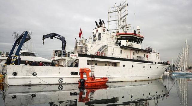 4. Ulusal Antarktika Bilim Seferi başlıyor