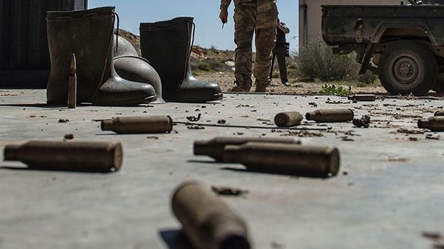 BAE'den Hafter'e silah sevkiyatı devam ediyor