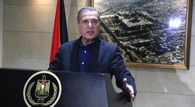 Filistin Devlet Başkanlığı Sözcüsü Rudeyne: Filistin haritası, dünyanın kabul ettiği bir haritadır