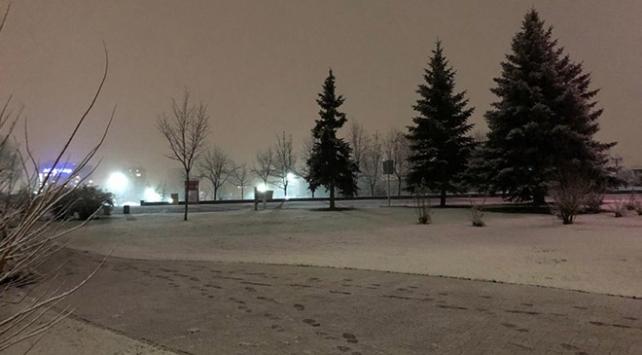 Ankara buz kesti: Termometreler eksi 12 dereceyi gösterdi