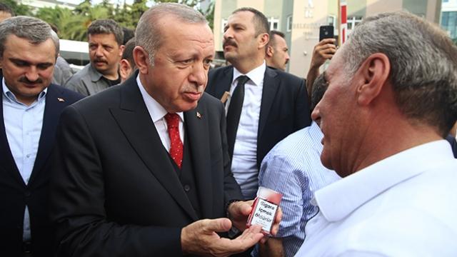 Cumhurbaşkanı Erdoğan'ın sigarayla mücadelesi