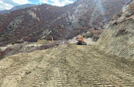 Erzurumda yaz ve kış çalışmaları bir arada