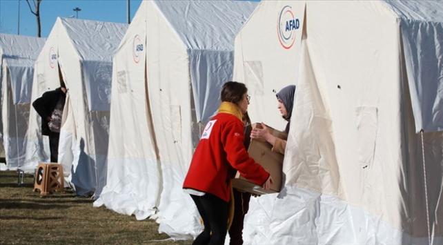 Deprem bölgesi için 96 milyon 173 bin 557 lira yardım toplandı
