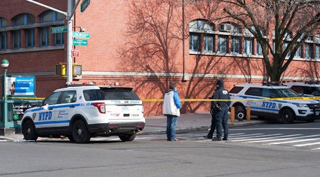 ABDde polis karakoluna silahlı saldırı