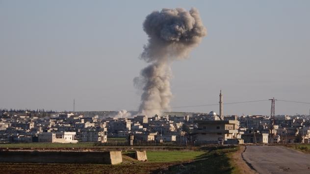 Esed rejimi ve Rusyanın İdlib Gerginliği Azaltma Bölgesine saldırılarında 17 sivil öldü
