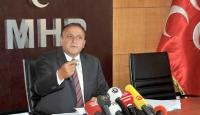 MHP: Bir Politika Milli İse Destek Veririz